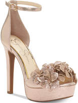 Jessica Simpson Mayfaran Platform Dress Sandals Women's Shoes