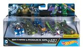 Batman & Rogues Gallery Hot Wheels 5-Pack