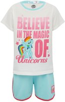 M&Co My Little Pony slogan pyjamas
