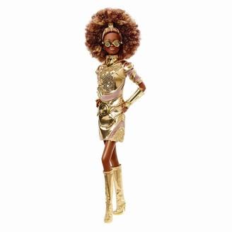 Barbie Star Wars C-3P0 X Doll