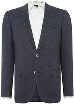 HUGO BOSS Men's Hutsons Textured Melange Blazer