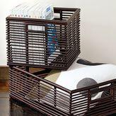 Linear-Weave Storage