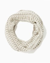 Charming charlie Slouchy knit loop scarf