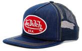 Von Dutch Denim Trucker Hat