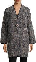 Lafayette 148 New York Women's Katya Reversible Coat