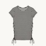 Maje Sailor T-shirt with braiding
