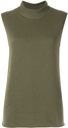 Hermes Pre-Owned cashmere top