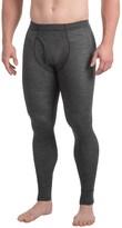 Ibex Woolies 1 Striped Base Layer Pants - Merino Wool (For Men)