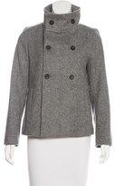 A.P.C. Wool Bouclé Coat