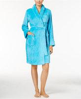 Lauren Ralph Lauren So Soft Shawl Collar Terry Wrap Robe
