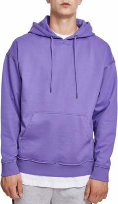 Urban Classics Men's Oversized Sweat Hoodie Hooded Sweatshirt