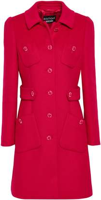 Moschino Wool-blend Felt Coat