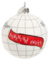 Nordstrom 'Travel' Handblown Glass Ball Ornament