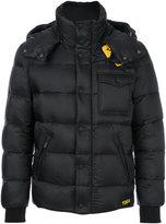 Fendi bag bugs jacket - men - Polyamide/Goose Down - 48