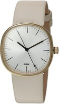 Alessi Women's AL5052 Tic15 Analog Display Analog Quartz Beige Watch