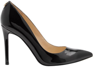 GUESS Crew2 Black Blkll Heeled Shoes