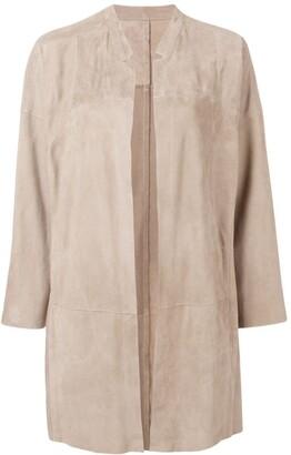 Sylvie Schimmel Malice long jacket