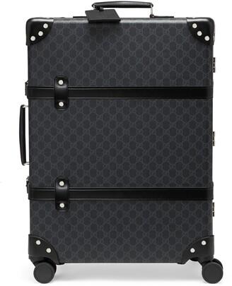 Gucci Globe-Trotter GG medium suitcase