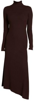 A.L.C. Emmy Turtleneck Midi Dress