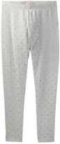 Joe Fresh Sparkle All Over Print Legging (Big Girls)