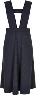 Nümph Sapphire Numargarete Pin Striped Dress - 7519808 - sapphire | Polyester and Viscose | 40 - Sapphire
