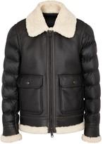 Moncler Laredo Shearling-lined Shell Jacket