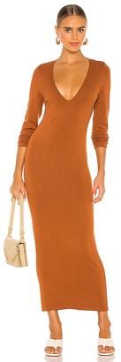 L'Academie Deena Maxi Dress