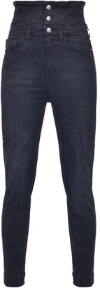 Pinko High-Waist Skinny Jeans