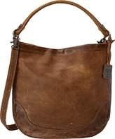 Cognac Hobo Handbag - ShopStyle