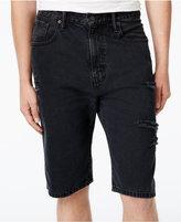 Levi's Men's 569 Loose-Fit Black Dell Shorts