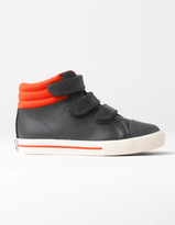 Boden Leather High Tops
