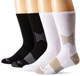 Carhartt Men's Four-Pack Work Crew Socks