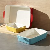Crate & Barrel Set of 3 Potluck Baking Dishes