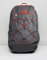 The North Face Rodey Backpack In Gray
