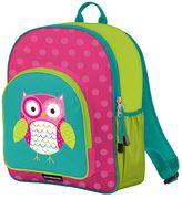 Crocodile Creek Eco Kids Owl School Backpack