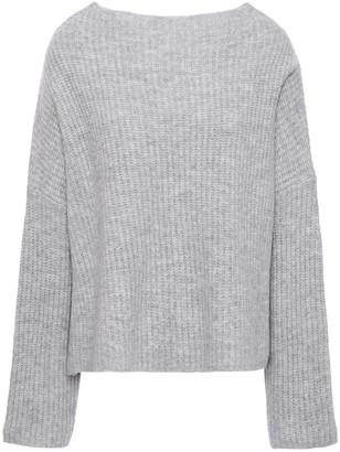Rebecca Minkoff Melange Knitted Sweater