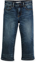 Burberry Boys' Relaxed Faded Denim Jeans, Size 4-14