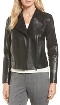 Women's Emerson Rose Leather Jacket