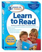 Simon & Schuster Level 8 Hooked On Phonics Learn To Read.