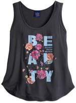 Disney ''Beauty'' Tank Tee for Juniors - Beauty and the Beast - Live Action Film