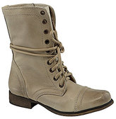 Steve Madden Troopa Military-Inspired Booties