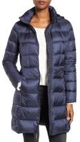 MICHAEL Michael Kors Petite Women's Hooded Down Coat