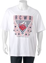 "Rocawear Big & Tall RCWR"" Stars & Stripes Tee"