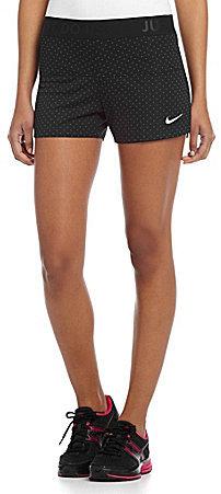 Nike Icon Knit Dot Workout Shorts