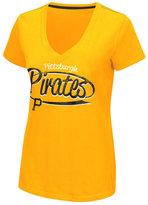 G3 Sports Women's Pittsburgh Pirates Away Game T-Shirt