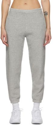 Gil Rodriguez Grey Sherpa Beachwood Lounge Pants