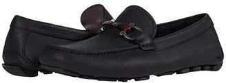 Salvatore Ferragamo Salamanca 2 Driver (Black) Men's Shoes