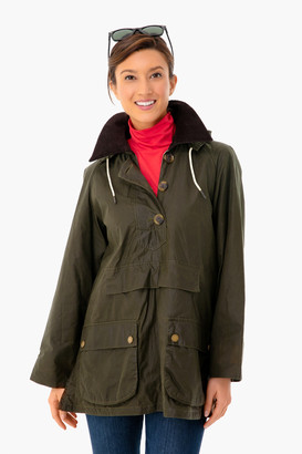 Barbour Alexa Chung Archive Olive Coco Wax