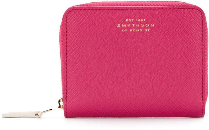 Smythson Panama coin purse