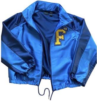 FENTY PUMA by Rihanna Blue Jacket for Women
